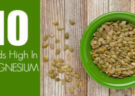 10 Foods High In Magnesium from The Coconut Mama