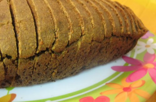 Gluten Free Sprouted Bread