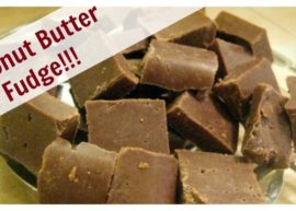 Coconut Butter Fudge from The Coconut Mama