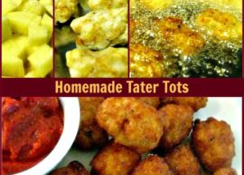 Homemade Tater Tots from The Coconut Mama