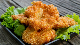 Coconut Shrimp {Grain Free}