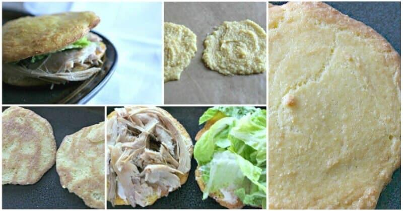 Grain Free Coconut Flour Flatbread Recipe