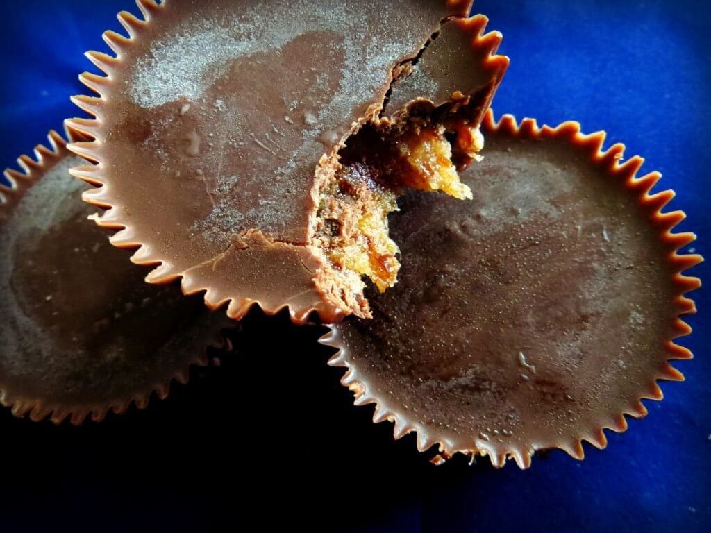 Chocolate Caramel Cups