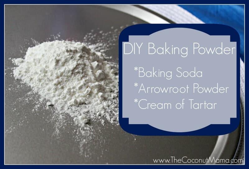 How to Make Homemade Baking Powder