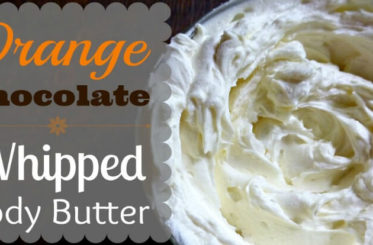 Orange Chocolate Body Butter from The Coconut Mama