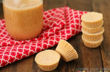 Toasted Coconut Butter Cups from The Coconut Mama