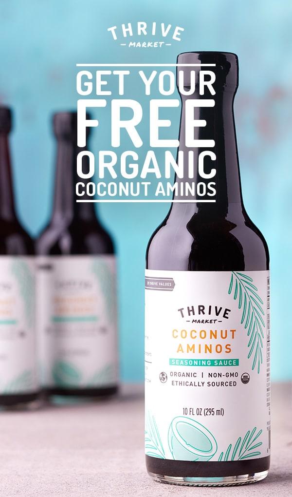 Coconut Aminos Uses + 50 Healthy Recipes!