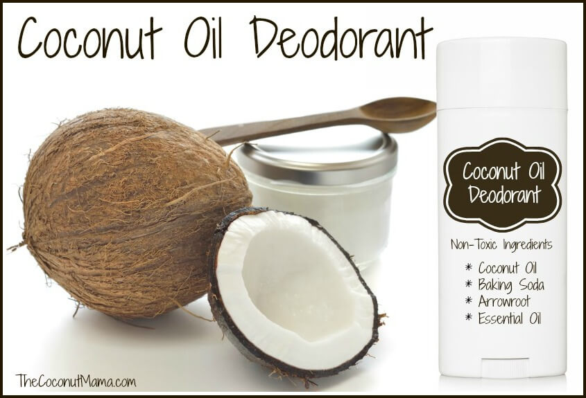 Coconut oil deodorant the coconut mama - New uses for home products ...