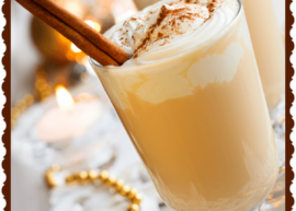 Coconut Milk Eggnog from The Coconut Mama
