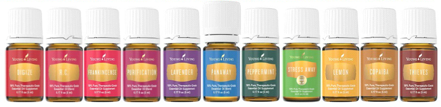 Soothing Muscle Rub + PanAway Essential Oil Blend