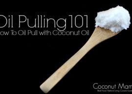 Oil Pulling 101