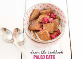 Coconut Cinnamon Cereal, from the cookbook Paleo Eats!