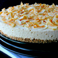 Coconut Cheesecake Recipe