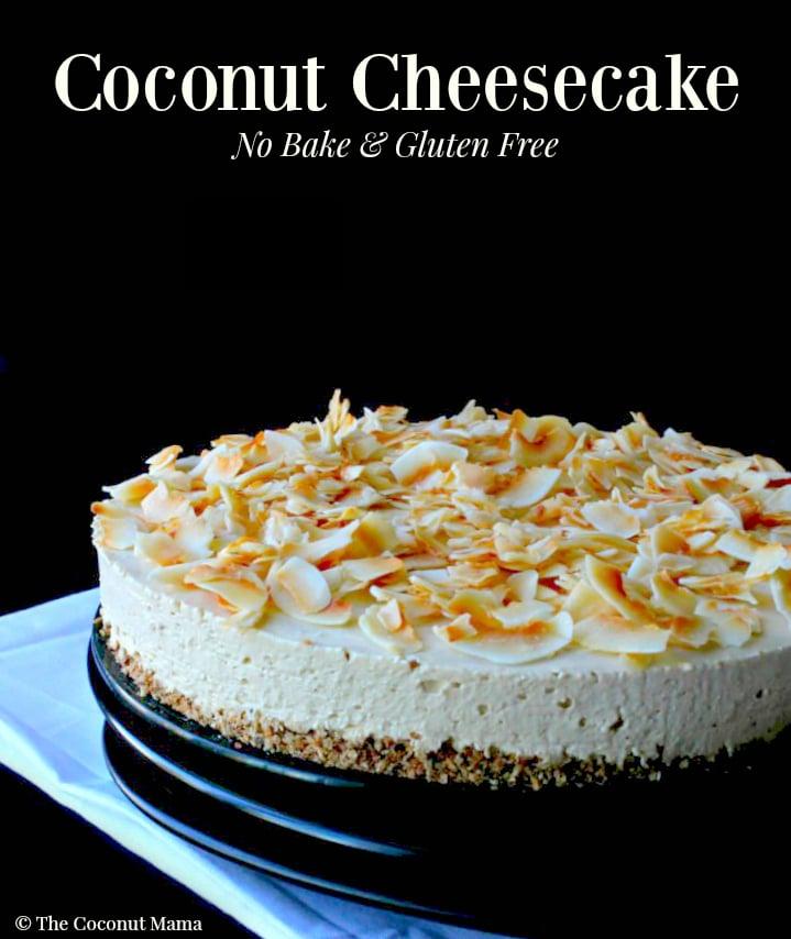 Coconut Cheesecake Recipe