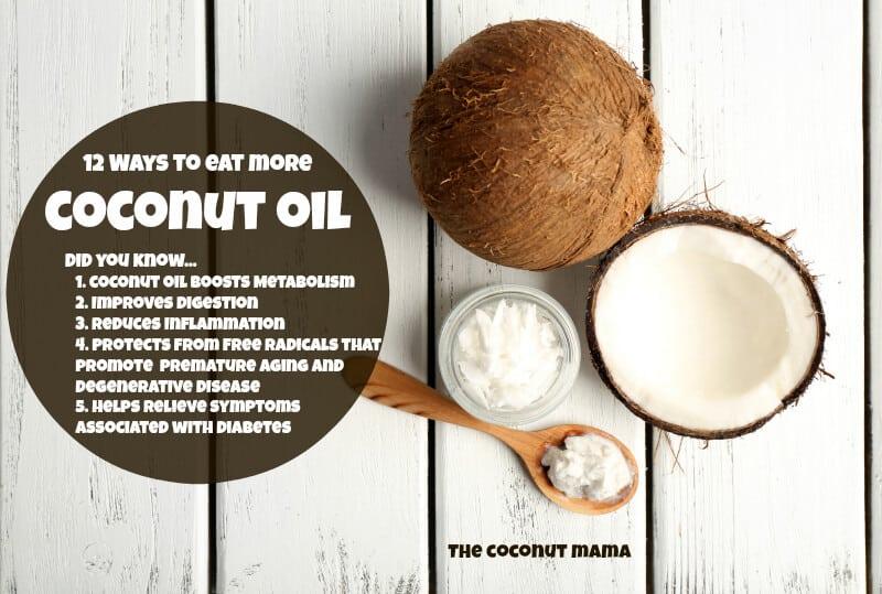 Virgin cocunut oil weight loss