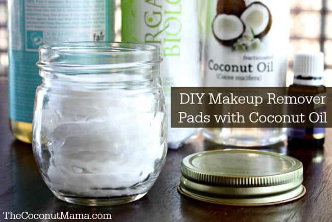 Homemade Makeup Remover Pads U2013 The Coconut Mama