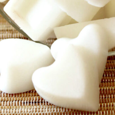 Coconut Oil Bath Melts from The Coconut Mama