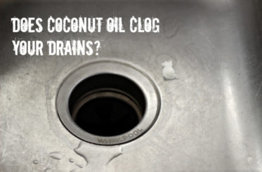 Does Coconut Oil Clog Your Drains?