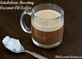 Metabolism Boosting Coconut Oil Coffee