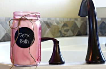 How To Take The BEST Detox Bath