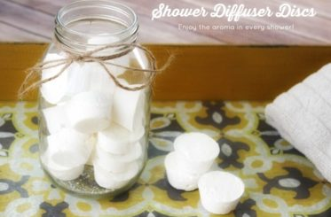 Soothing Shower Diffuser Discs
