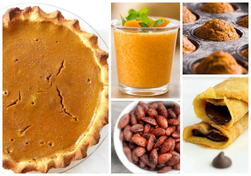 30 Paleo Pumpkin Recipes