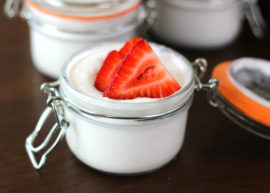Easy 3 Ingredient Coconut Milk Yogurt Recipe