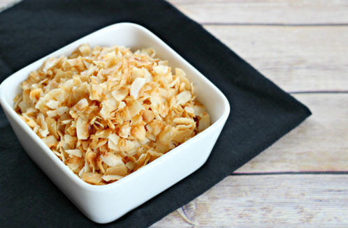 Coconut Chips – Healthy Toasted Coconut