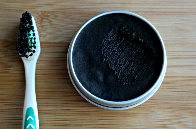 Whitening Charcoal Toothpaste Recipe