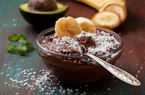 Deceptively Delicious Chocolate Avocado Pudding