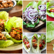 12 Healthy Lettuce Wrap Recipes