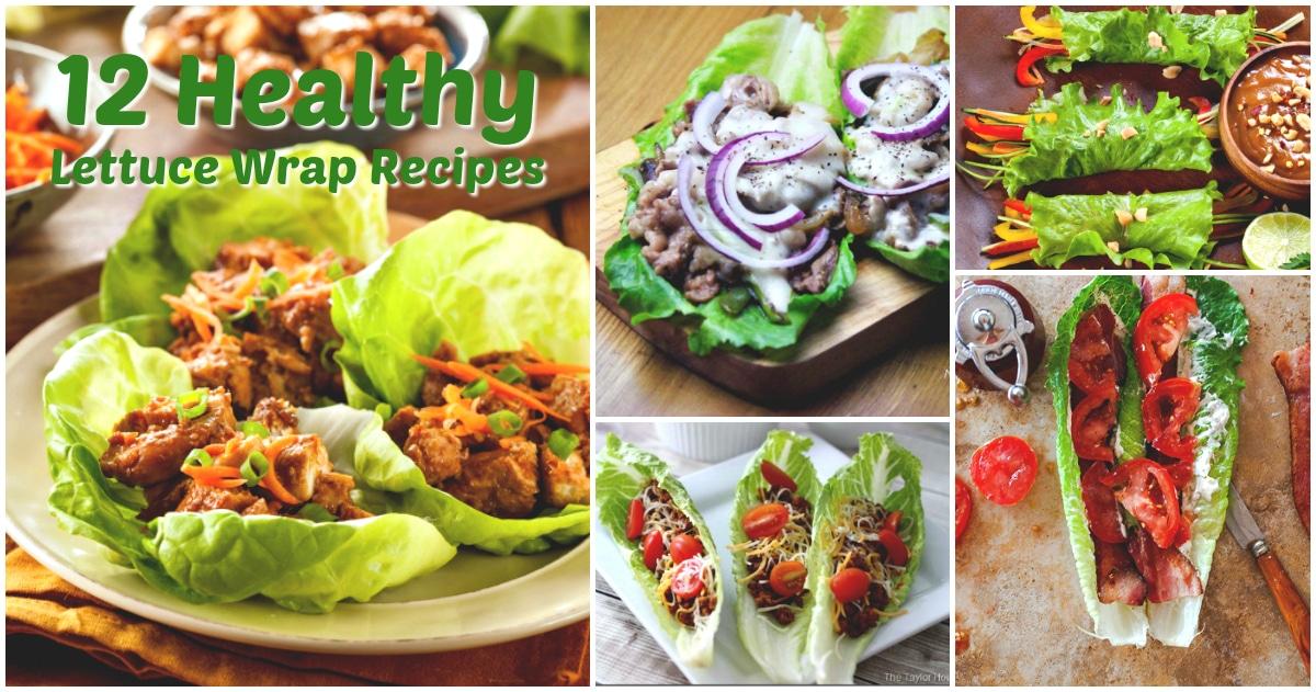Lettuce wrap recipes