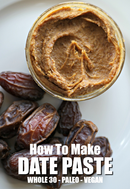 Date Paste is a natural, fruit-based sweetener made from dates and water. It's easy to make and is incredibly nutritious!