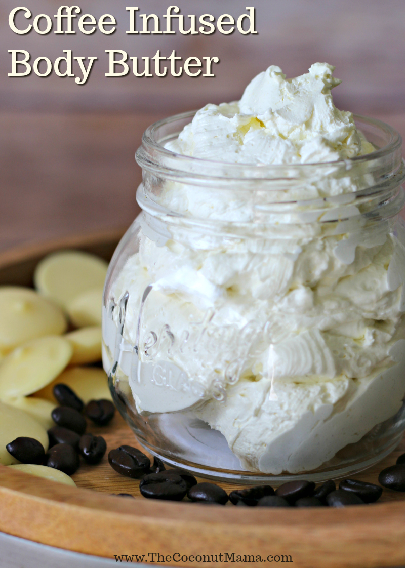 Toning Coffee Body Butter
