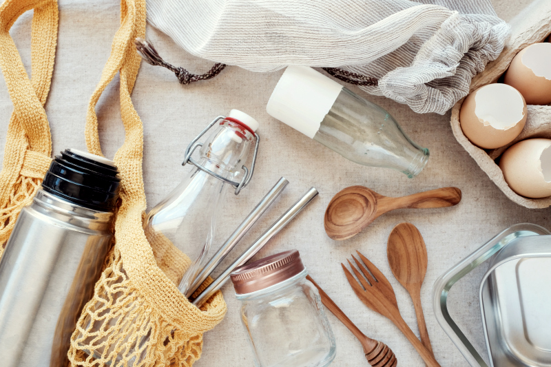 5 Tips To Reduce Waste In Your Home - The Coconut Mama