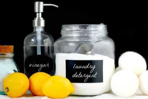 Homemade Laundry Detergent - The Coconut Mama