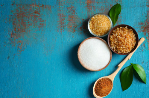 Various kinds of keto sweeteners