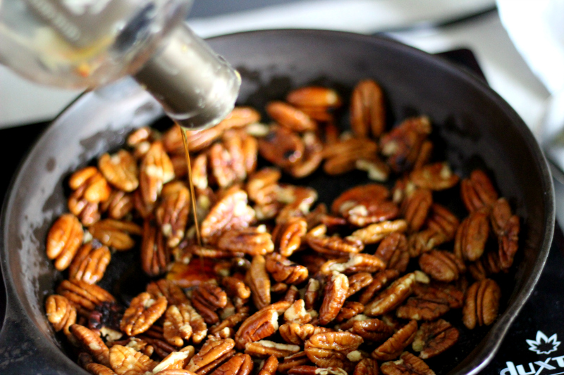 candied pecans recipe step 3