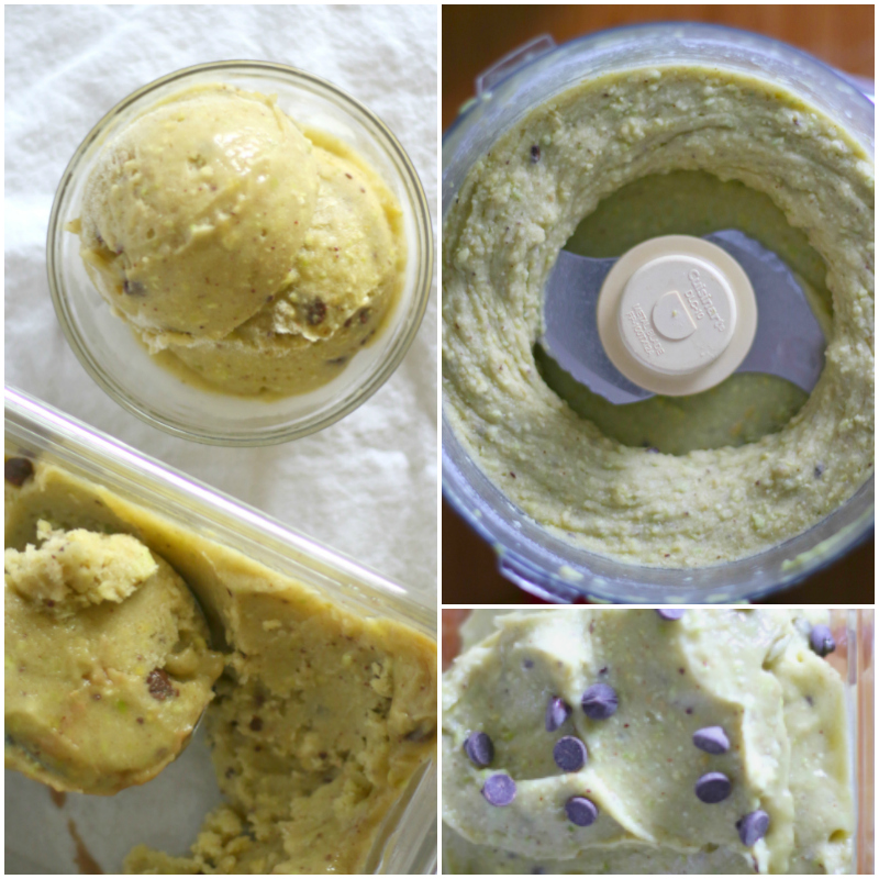 Banana ice cream is the easiest homemade ice cream you will ever make. All you need is a food processor and ripe banana and you're ready to make plant based, wholesome ice cream!