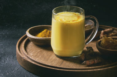 Turmeric Milk Recipe (Golden Milk)