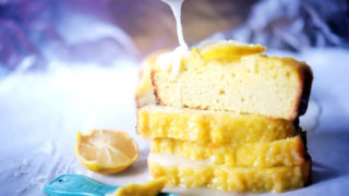 Keto Lemon Pound Cake