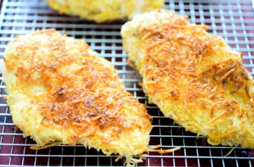 Coconut Chicken Recipe (Keto + Paleo)