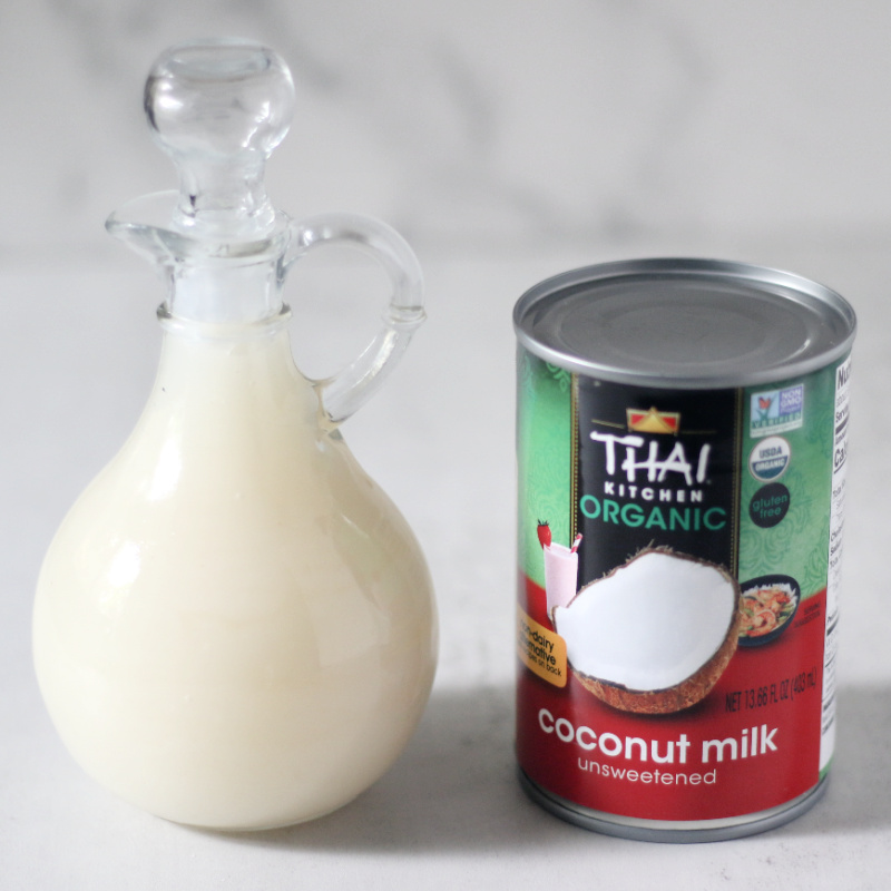 how to make cream of coconut from coconut milk