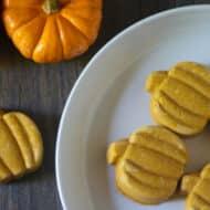 Keto Pumpkin Cheesecake Bites