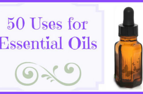 50 Uses for Essential Oils from The Coconut Mama