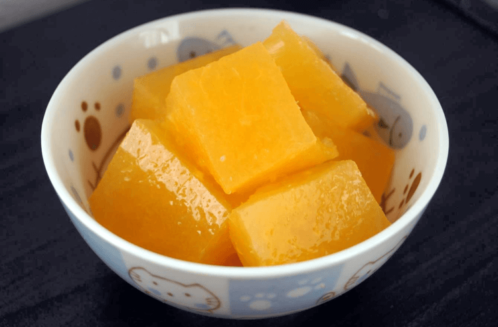 Raw Citrus Jello