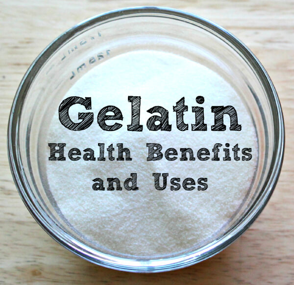 Gelatin Health Benefits and Uses