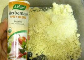Grain Free Bread Crumbs from The Coconut Mama