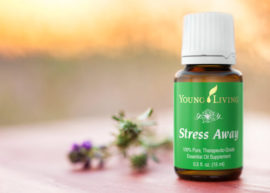 Stress Away Essential Oil Giveaway