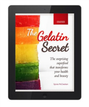 The Gelatin Secret by Sylvie McCracken